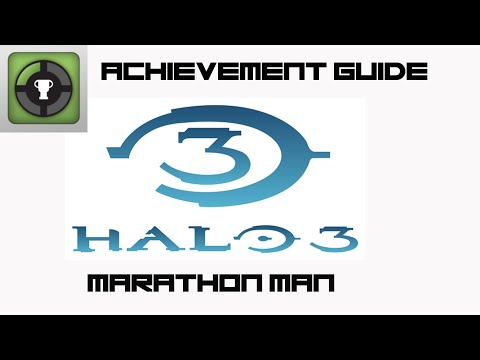 Halo 3 - Terminals/Marathon Man Achievement Guide