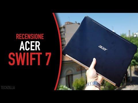 Un ultrabook tuttofare - Recensione Acer Swift 7