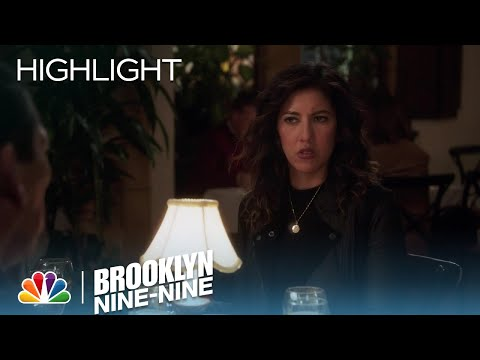 Download Youtube: Jake & Rosa Go To Dinner With Rosa's Parents | Season 5 Ep. 10 | BROOKLYN NINE-NINE