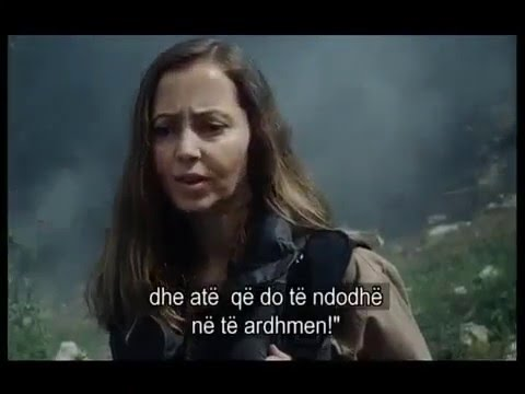 """Anatema"" Movie about Kosovo war,  English Subtitles"