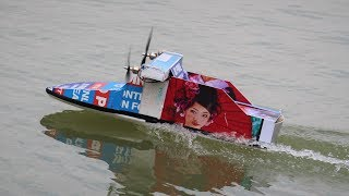 How to make a Air boat - airboat at home