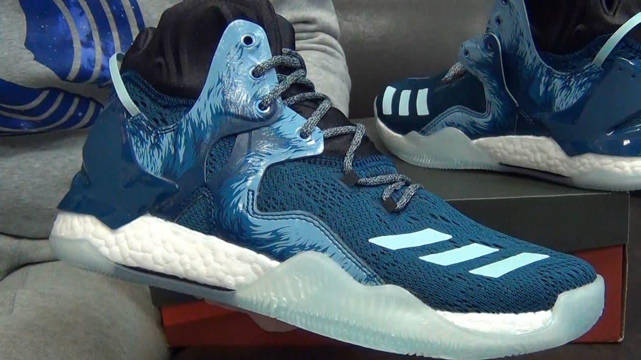 09613436c6d adidas D Rose 7 - Presentation  303 - SoleFinder.ru - YouTube