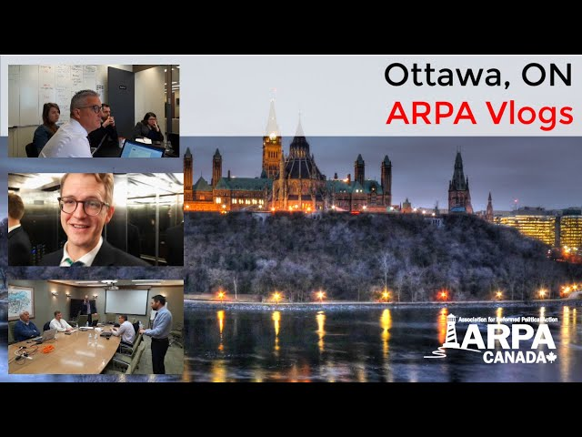 Fall Tour Vlogs - Part 18: Ottawa, ON