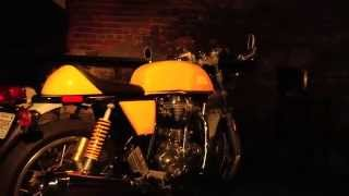 Royal Enfield Showcase + Continental GT Ride - New York