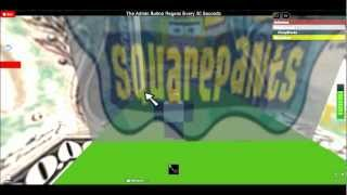 Roblox Spongebob Gui Quiz