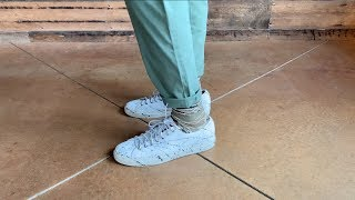 Buttero SS19 On-Foot Try-On - Italian Shoes & Sneakers