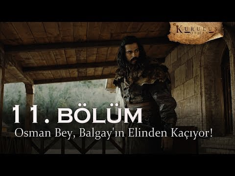 Osman Bey, Balgay'ın elinden kaçıyor! - Kuruluş Osman 11. Bölüm