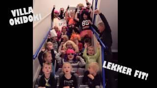 Reclame: Villa Okidoki - Lekker fit!