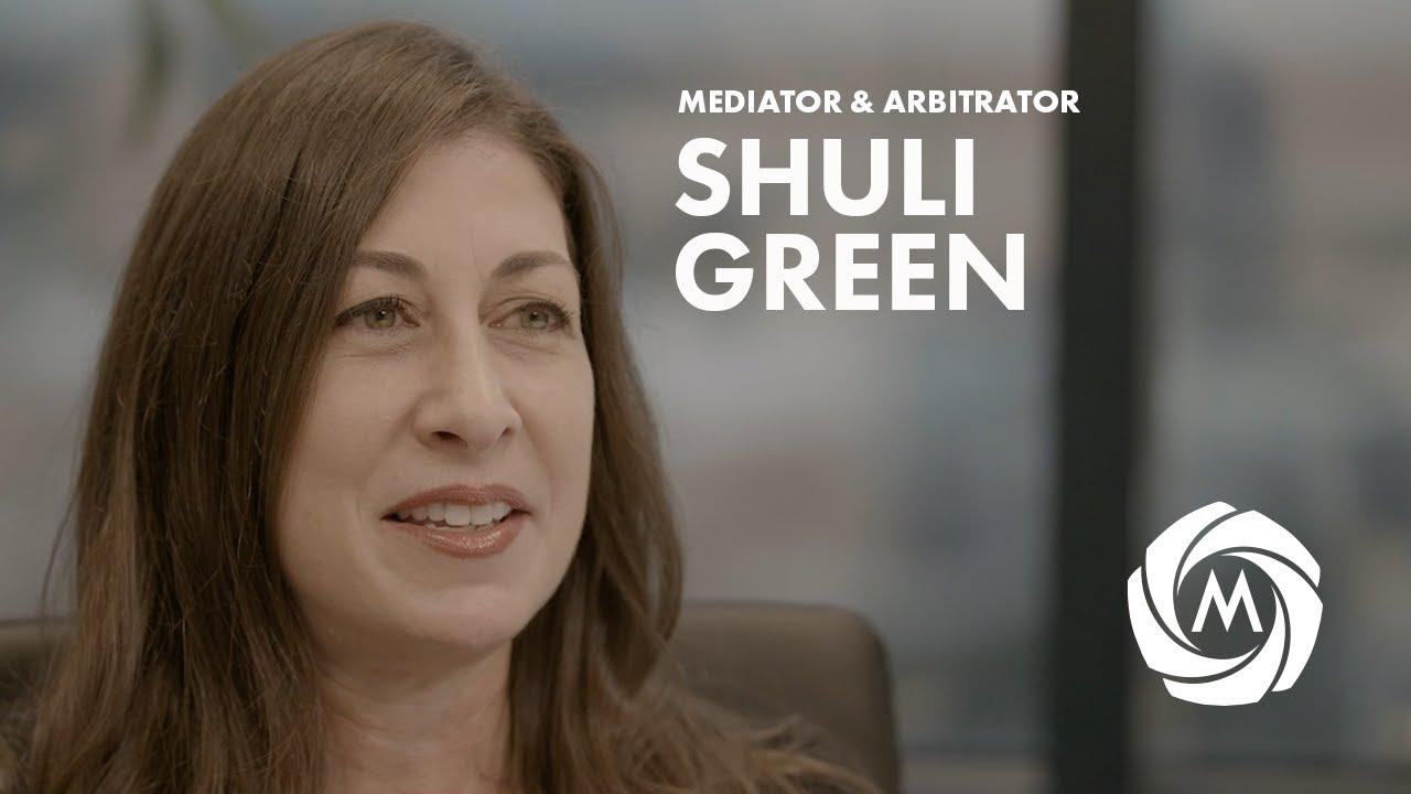 Shuli Green video