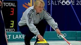 Britain's first Winter gold since Torvill and Dean - Curling, Salt Lake 2002