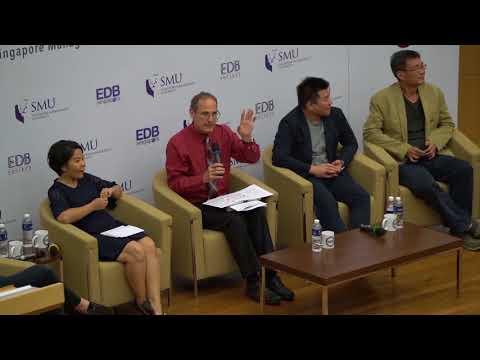 Enterprise & Entrepreneur Series Part 2: Digital Business Platforms Transforming Industries