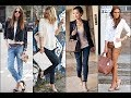 How to rock the smart casual office look in denim jeans