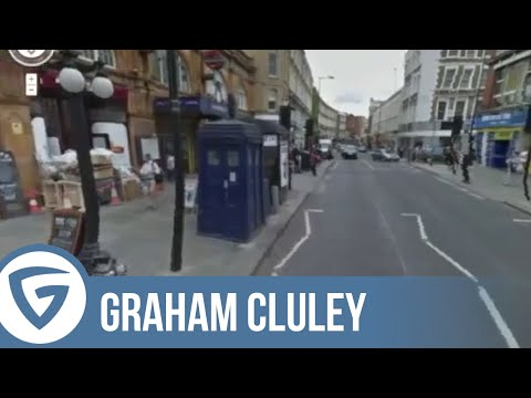 Doctor Who's TARDIS invaded by Google Street View | Graham Cluley