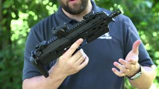 Griffin Armament MP7A1 Sound Suppressor Compatibility