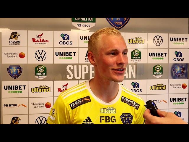 FFF-TV efter segern mot VSK