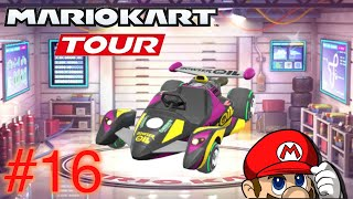 Tokyo Tour - High-End Black Circuit Unlocked!! Mario Kart Tour Part 16