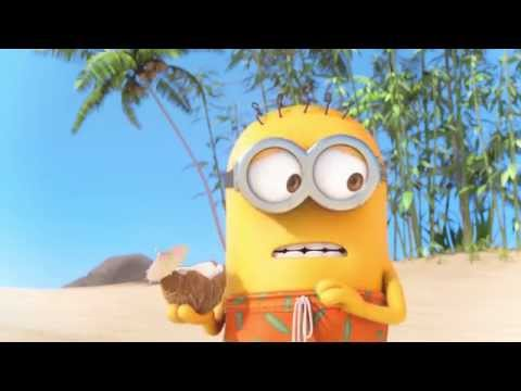 Meet Phil in the Minions Paradise game