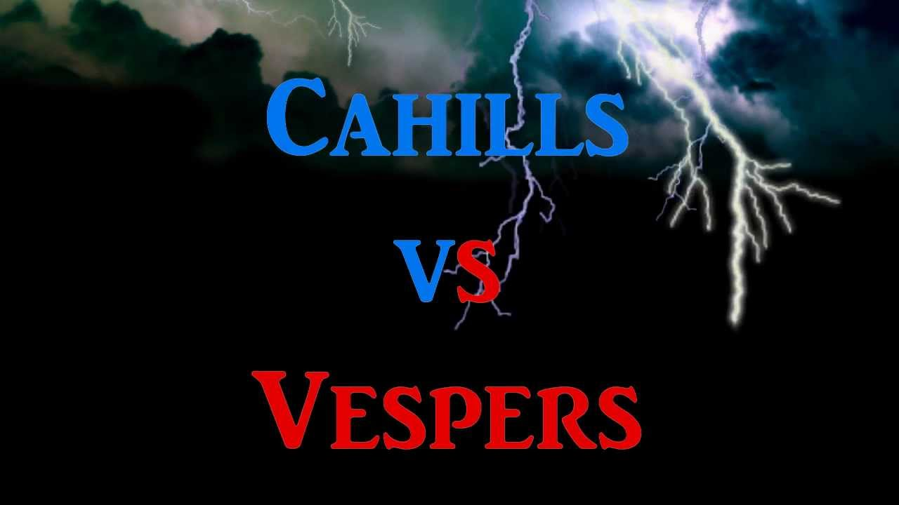 Medusa Plot: Cahills vs Vespers Trailer - YouTube