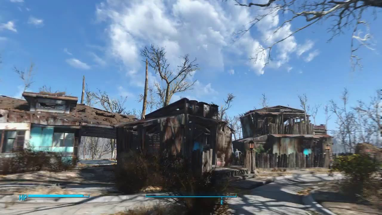 Fallout 4: How to use powered doors in Wasteland Workshop! Fallout shorts ep #3 - YouTube & Fallout 4: How to use powered doors in Wasteland Workshop! Fallout ... Pezcame.Com