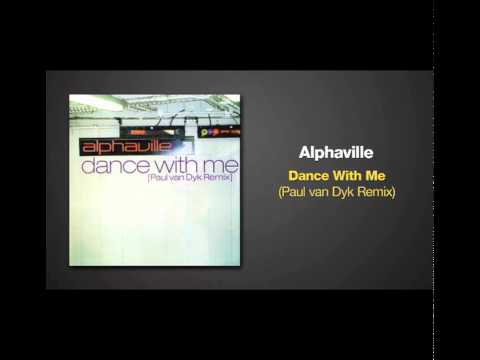 Paul van Dyk Remix of DANCE WITH ME by Alphaville