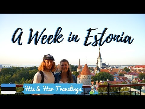 H&HT | Our Week in Estonia