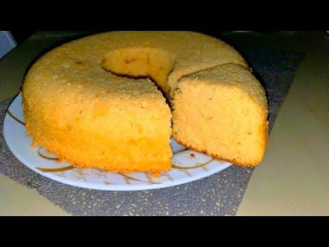 gâteau-sans-yaourt-éponge-💯-à-la-vanille