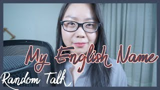 영어 이름 필요한가요? 심지어 제 한글 이름은 발음하기도 쉽습니다 😂 | 영어 영상