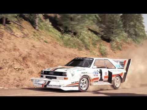 Dirt Rally | Audi Sport Quattro S1 Pikes Peak - Tributo Walter Röhrl  - Gameplay Español
