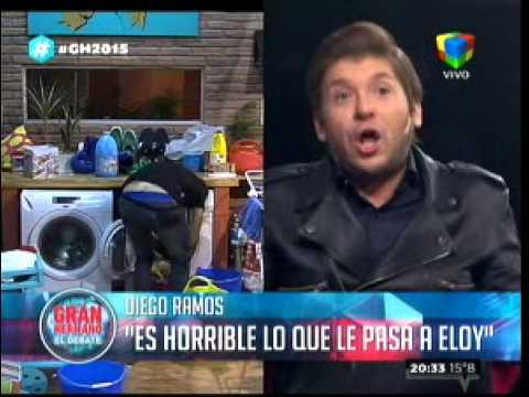 """""""Gran Hermano 2015"""": Eloy derramó lágrimas dentro de La Casa"""