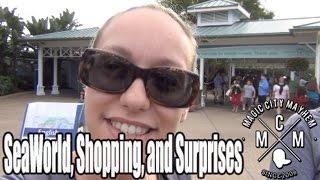 "Magic City Mayhem - ""SeaWorld, Shopping, and Surprises"" - Dec. 23, 2015"