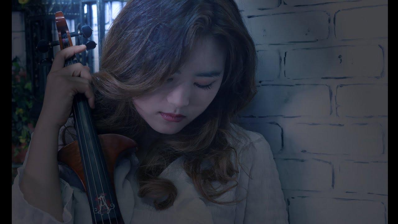 내삶을 눈물로 채워도 - 조아람 전자바이올린(Jo A Ram violin cover)