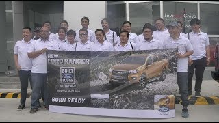 Auto Focus | Industry NewsFord Ranger Drive 2018