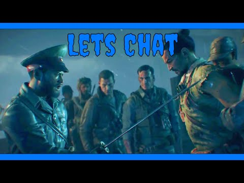 Me and Div chat zombies
