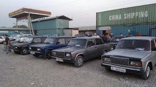 Орус УНААЛАР базарда кандай? / Жигули / Нива / Волга