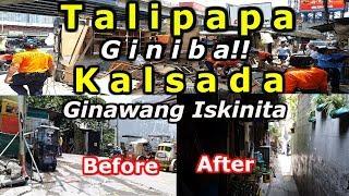 Wasak ang TALIPAPA! Bagong Ilog Part 3. Pasig City, Clearing Operation Update 2019.