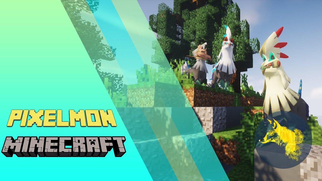 Minecraft Pixelmon Mod Cracked Server POKEMON IN MINECRAFT Part