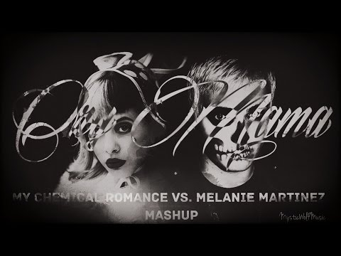 MCR vs. Melanie Martinez - Cry Mama (Mashup)
