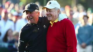 Jack Nicklaus - Ascension Charity Classic - Scoops With Danny Mac Episode 13