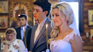 Самое красивое венчание Александр и Ева. Организация праздников (050 851 06 15 )