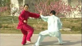 Tai Chi's Dui Lian (Push-Hands)