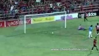 [Highlight] Muangthong Utd. 11-0 Ban Bueng-Nawa nakhon (Thailand FA Cup 2010)