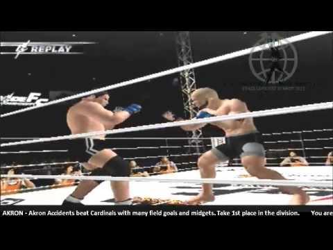 FIGHT4 - KO of the Night