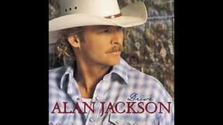 Watch Alan Jackson Bring On The Night video