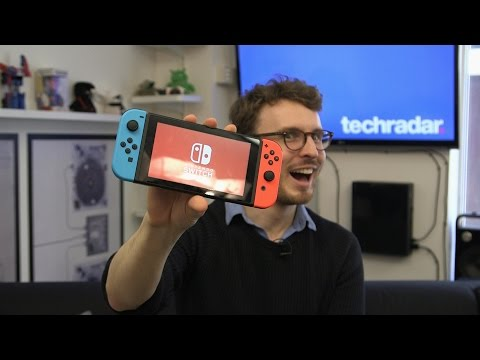 Thumbnail: Nintendo Switch Unboxing and Preview