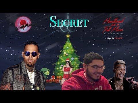 Chris Brown - Secret (Audio) ft. Solo Lucci | Reaction!