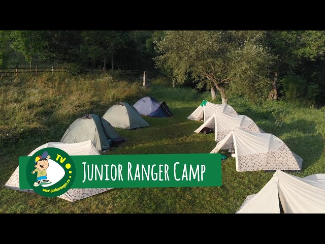 JR Camp 2019 Start (Timelapse)