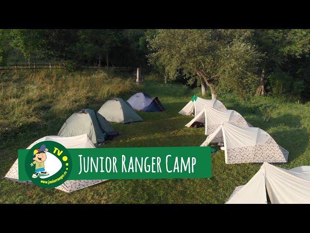 JR Camp 2019 Start (Timelapse)