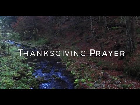 Thanksgiving Prayer HD