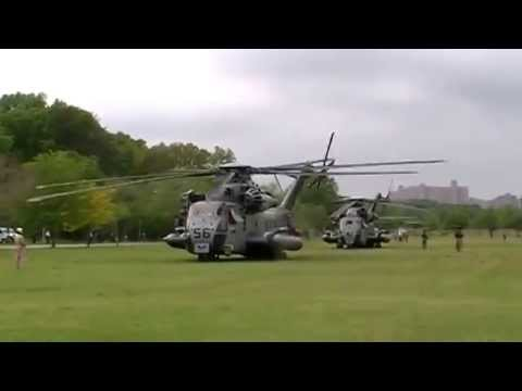 US Marine Corps Cobra & Echo Helicopters @ Orchard Beach #2