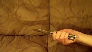 Beginner Balisong Move + Tutorial 5 - Y2K Rollover